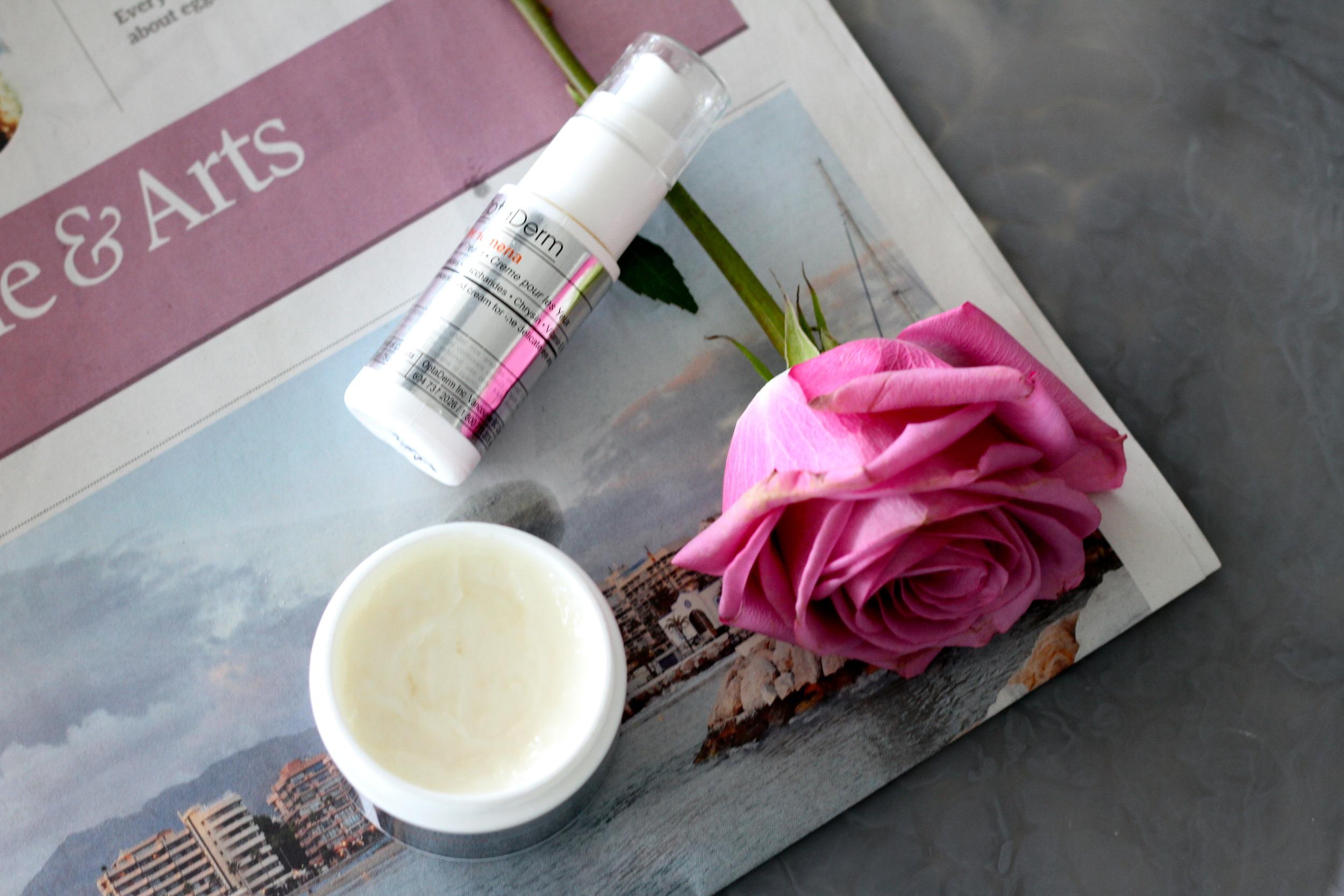 Optaderm Skincare Phenomena Eye Cream.