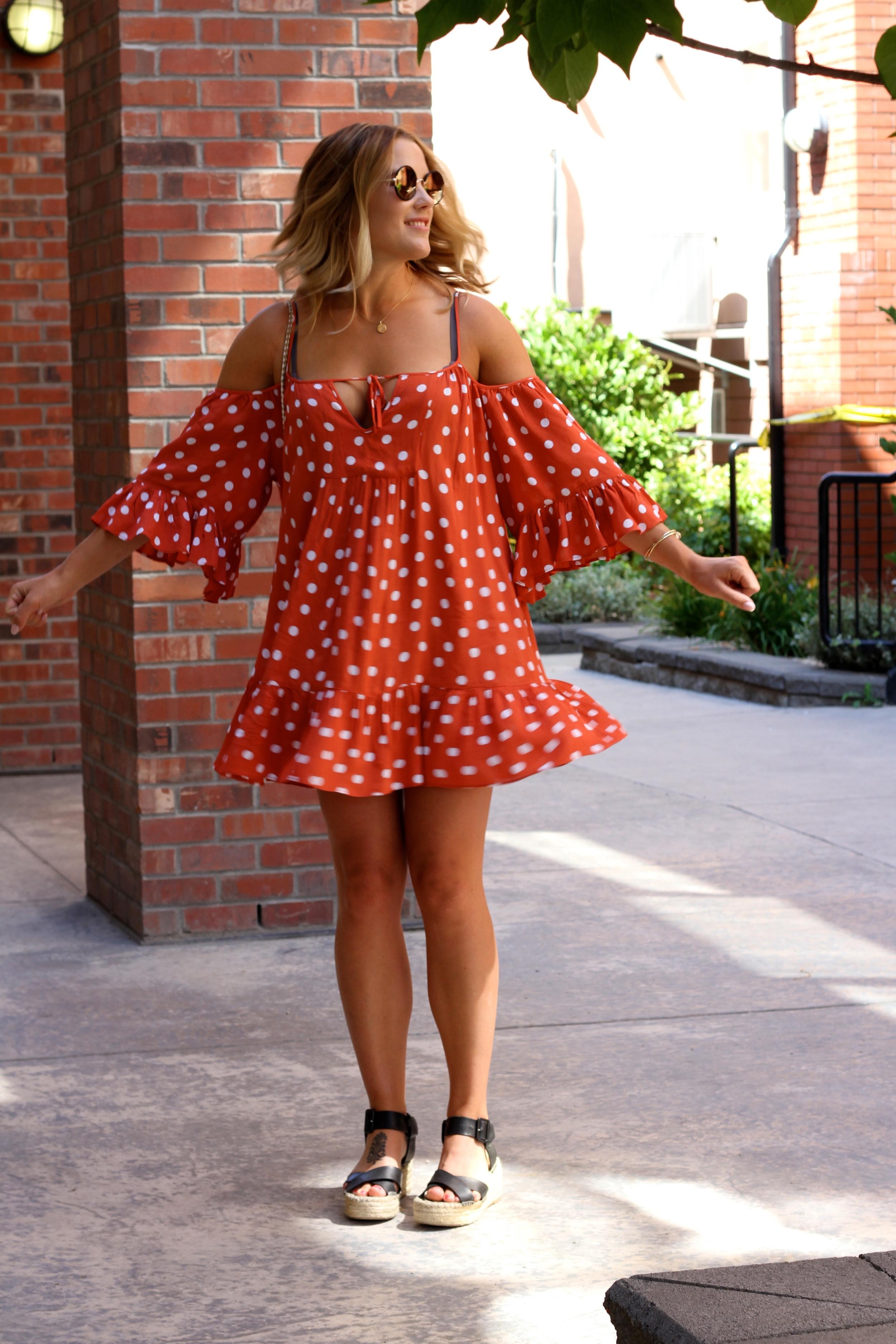 Tularosa Hattie Dress.