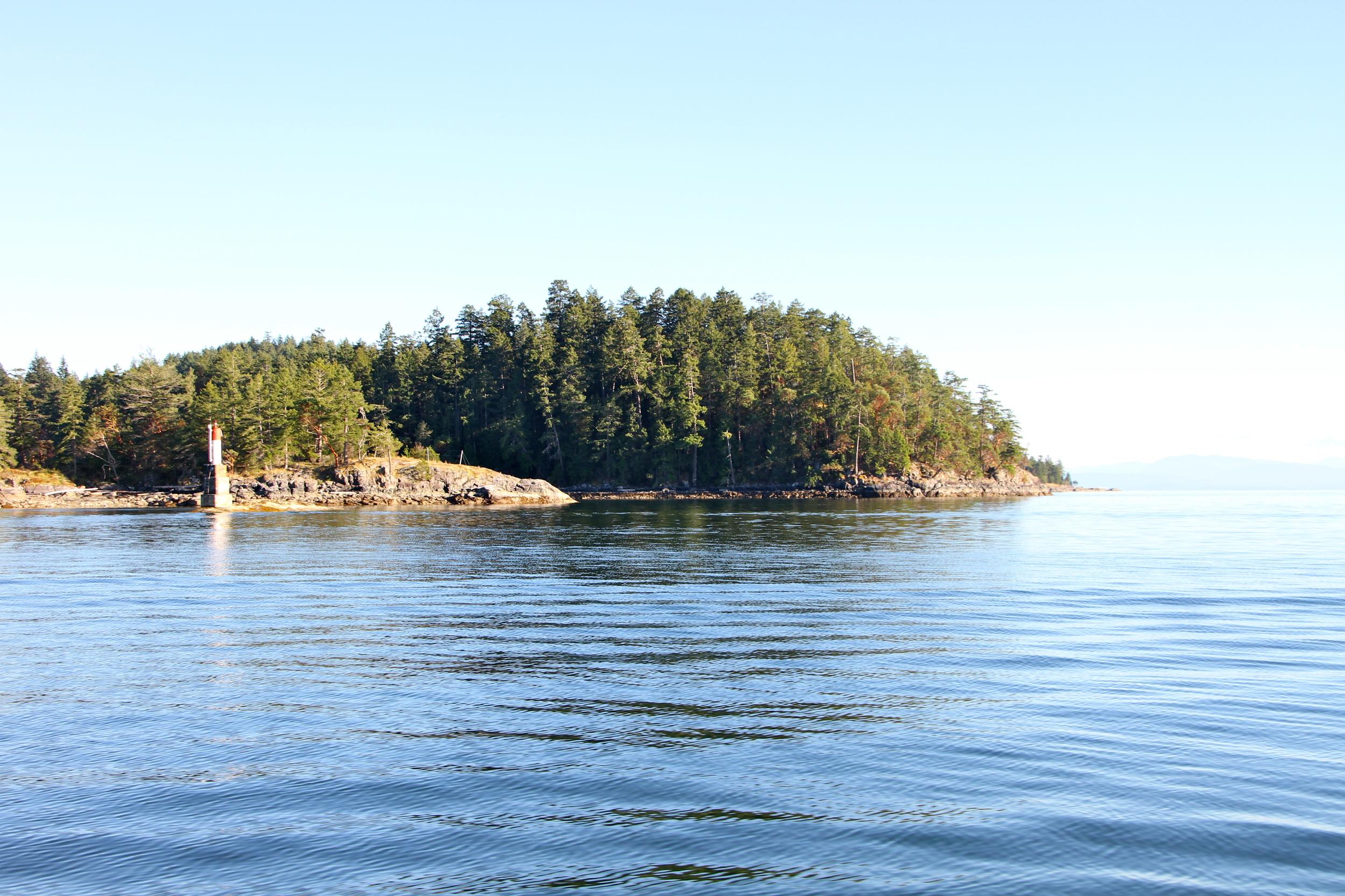 Pender Harbour, Sunshine Coast, BC, Canada.