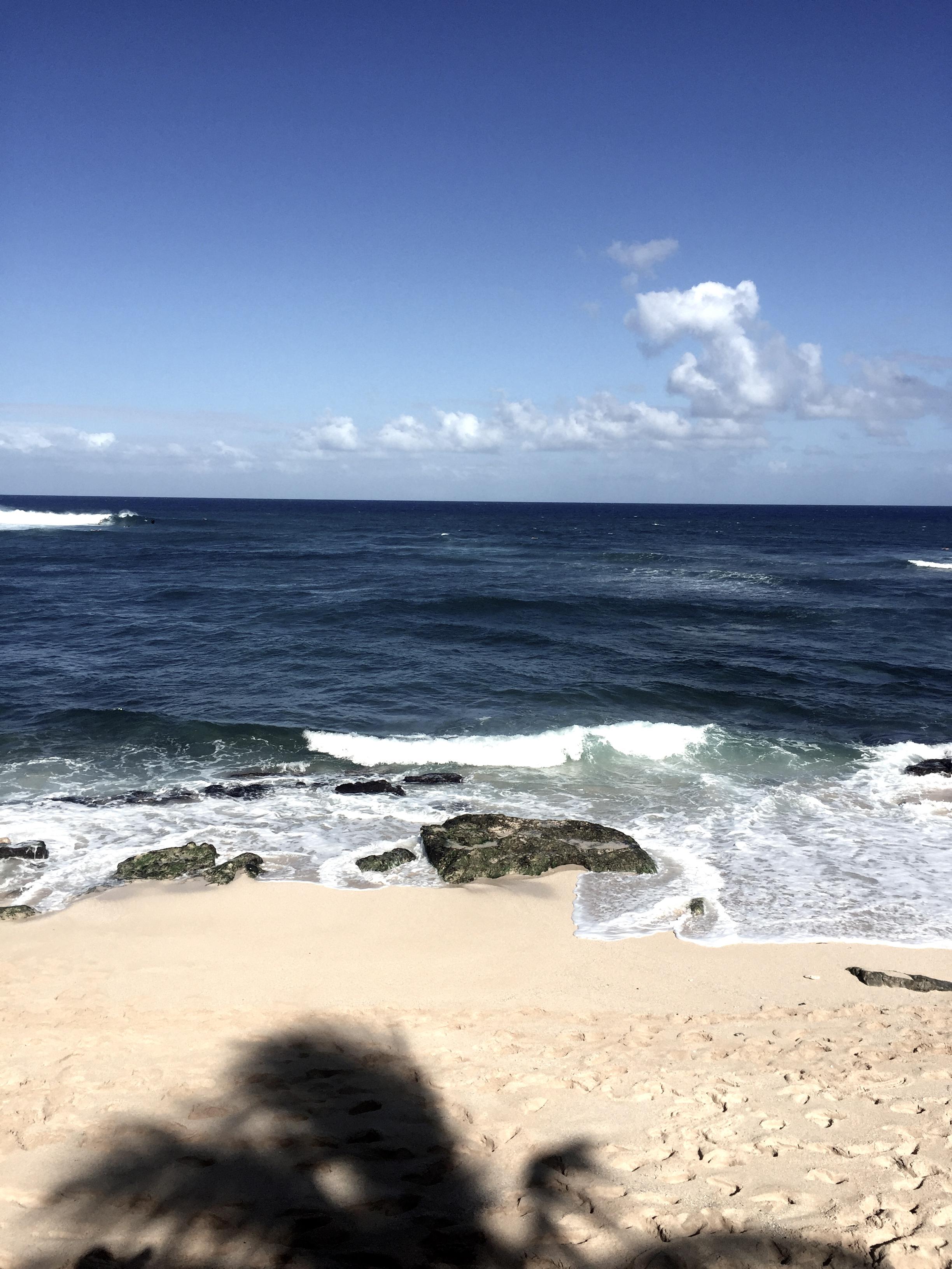 Paia Beach, Maui, Hawaii