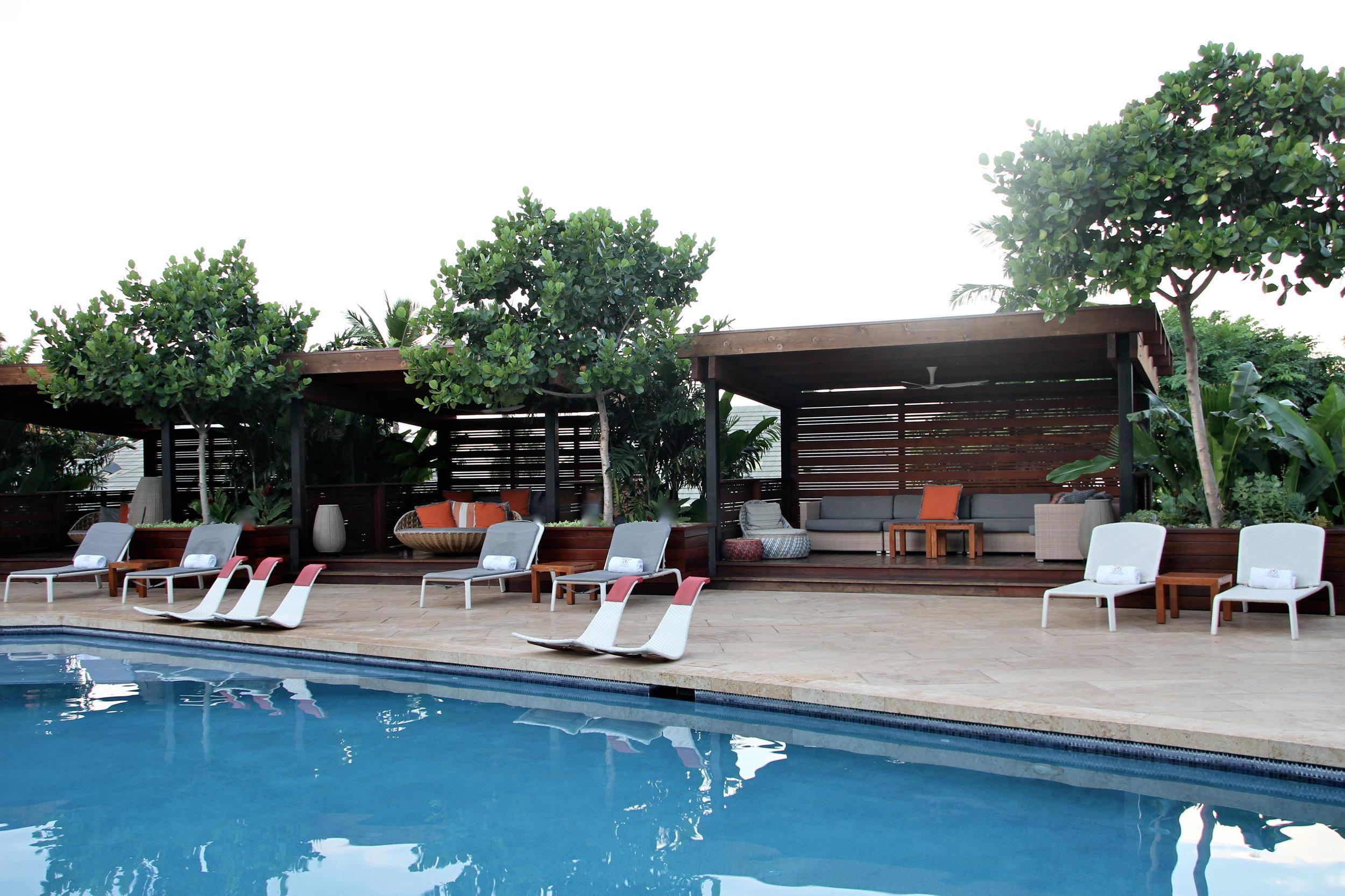 Pool, Hotel Wailea, Maui, Hawaii