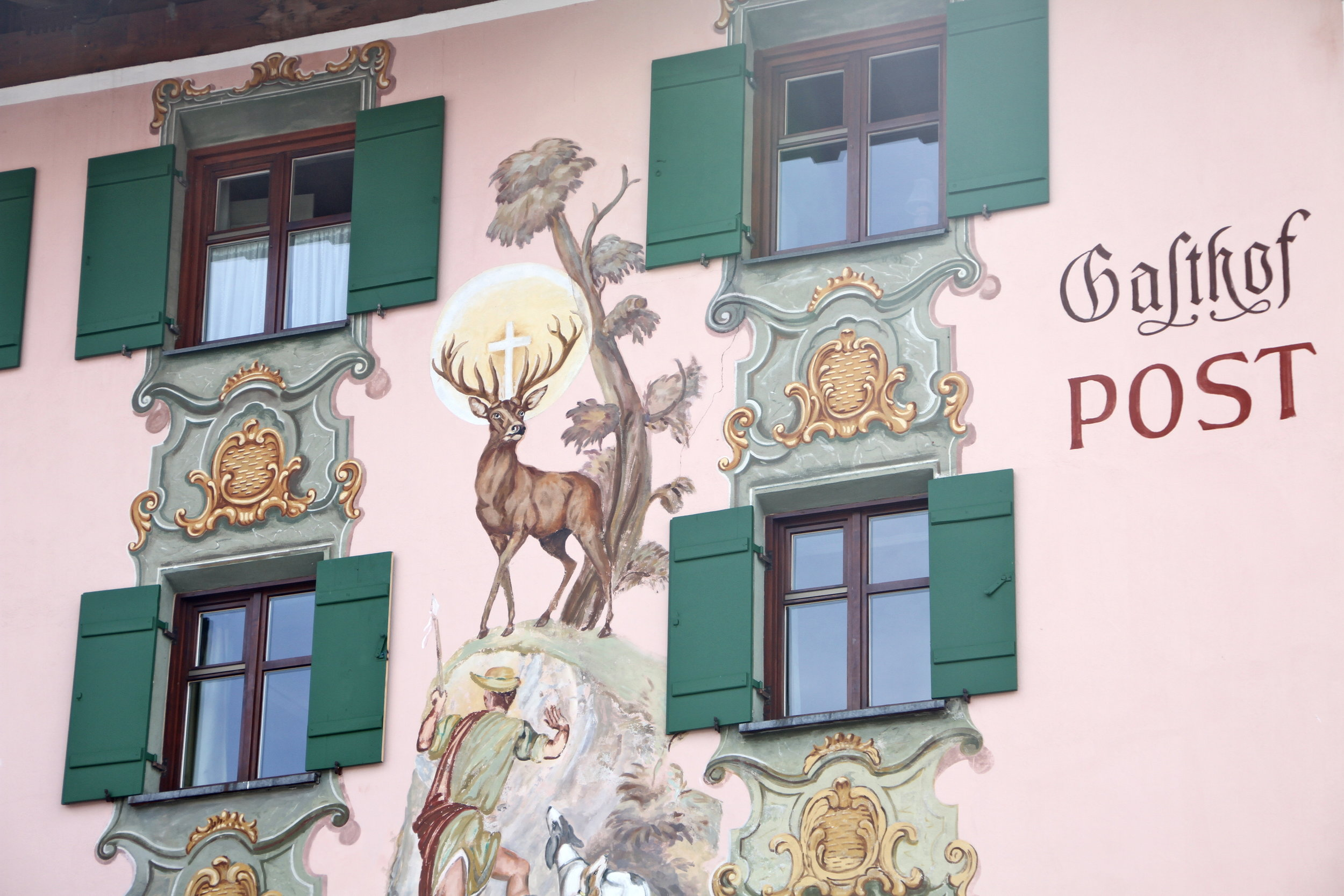 Hotel Gasthof Post, Lech, Austria.