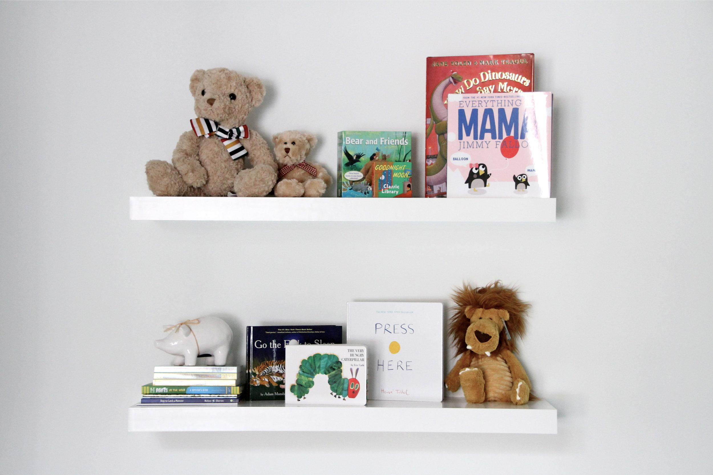 Modern Nursery Reveal.
