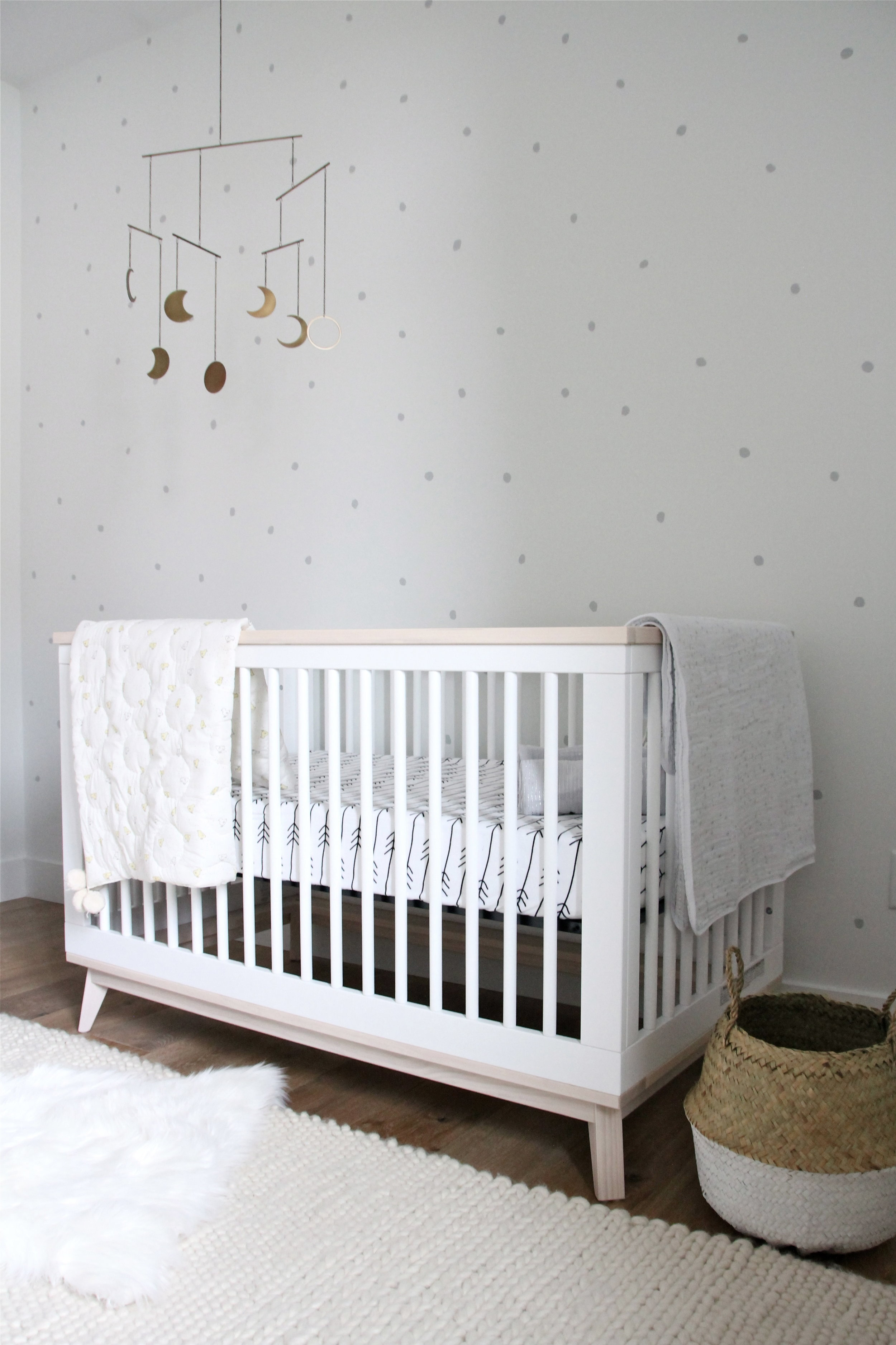 Modern Nursery Reveal