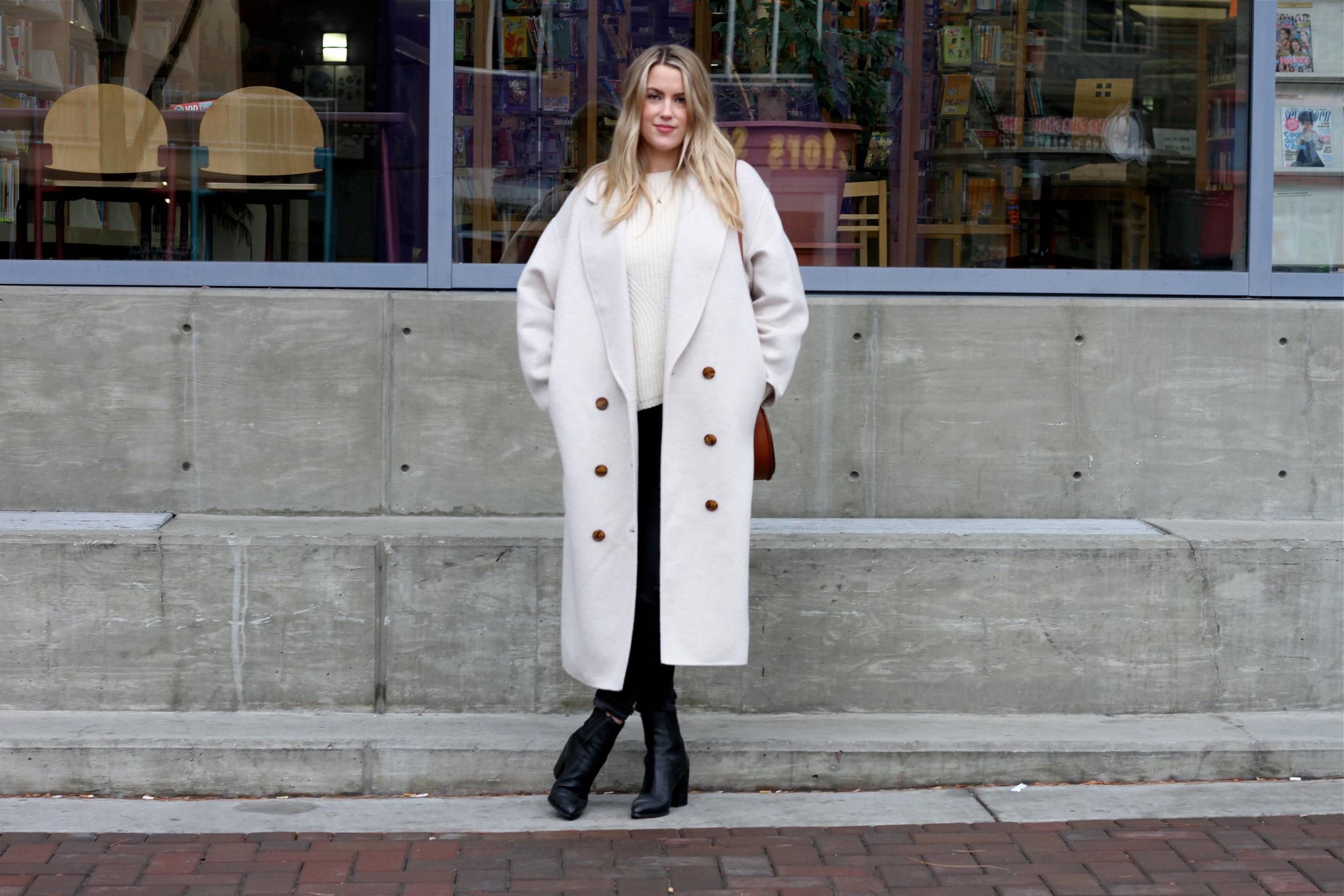 Oversized Coat.
