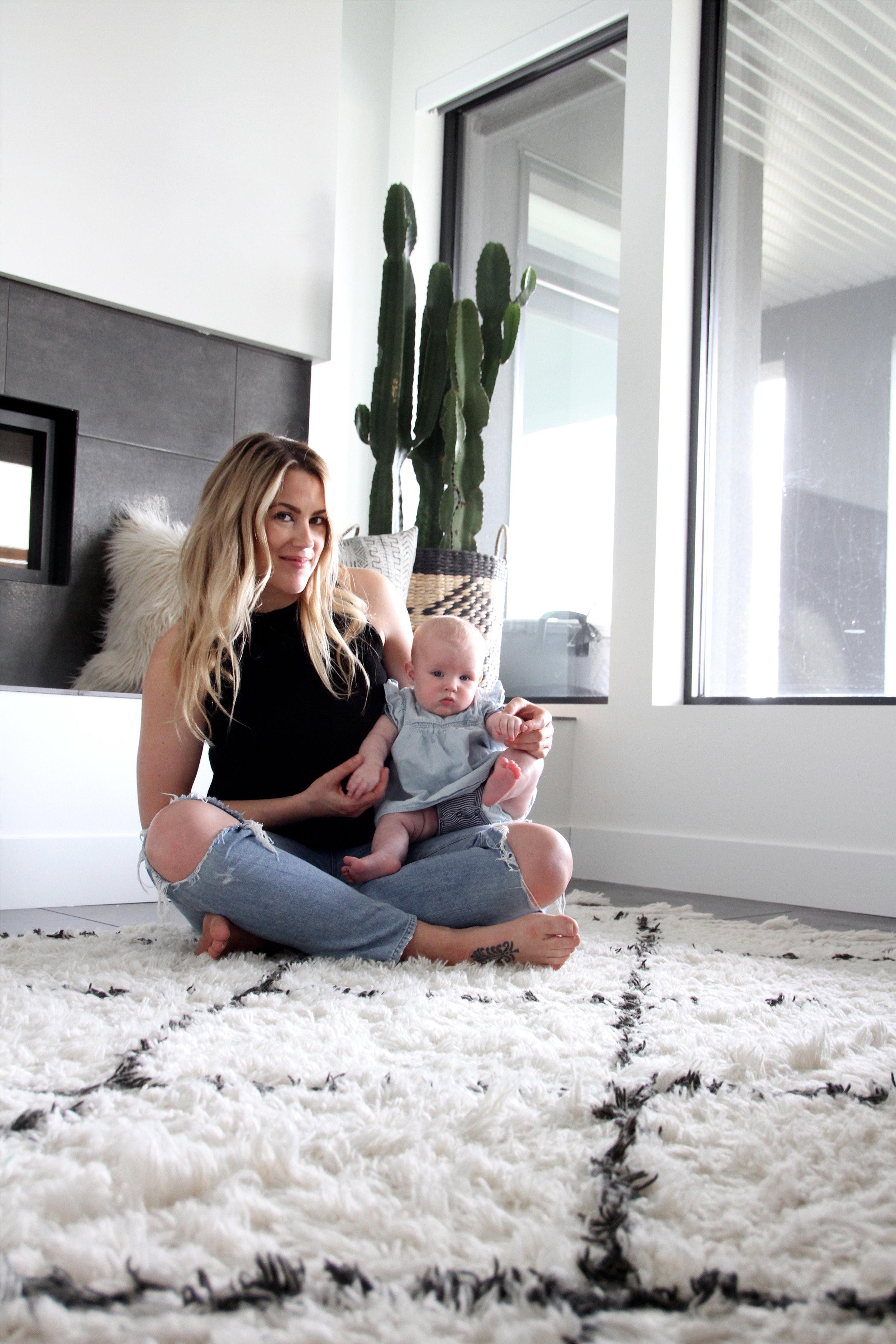 Baby & Body: 4 Month Update