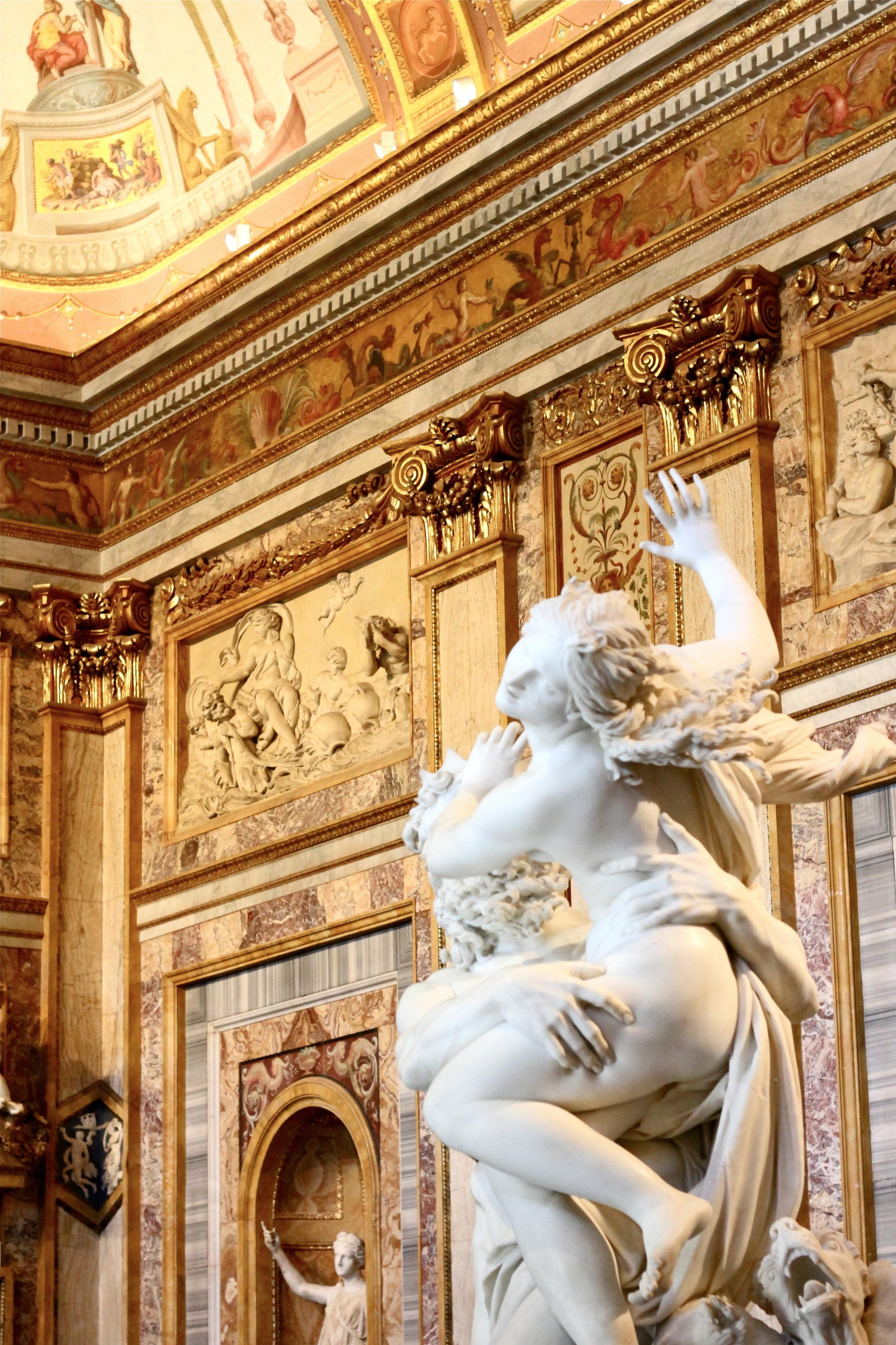 Galleria Borghese, Rome.