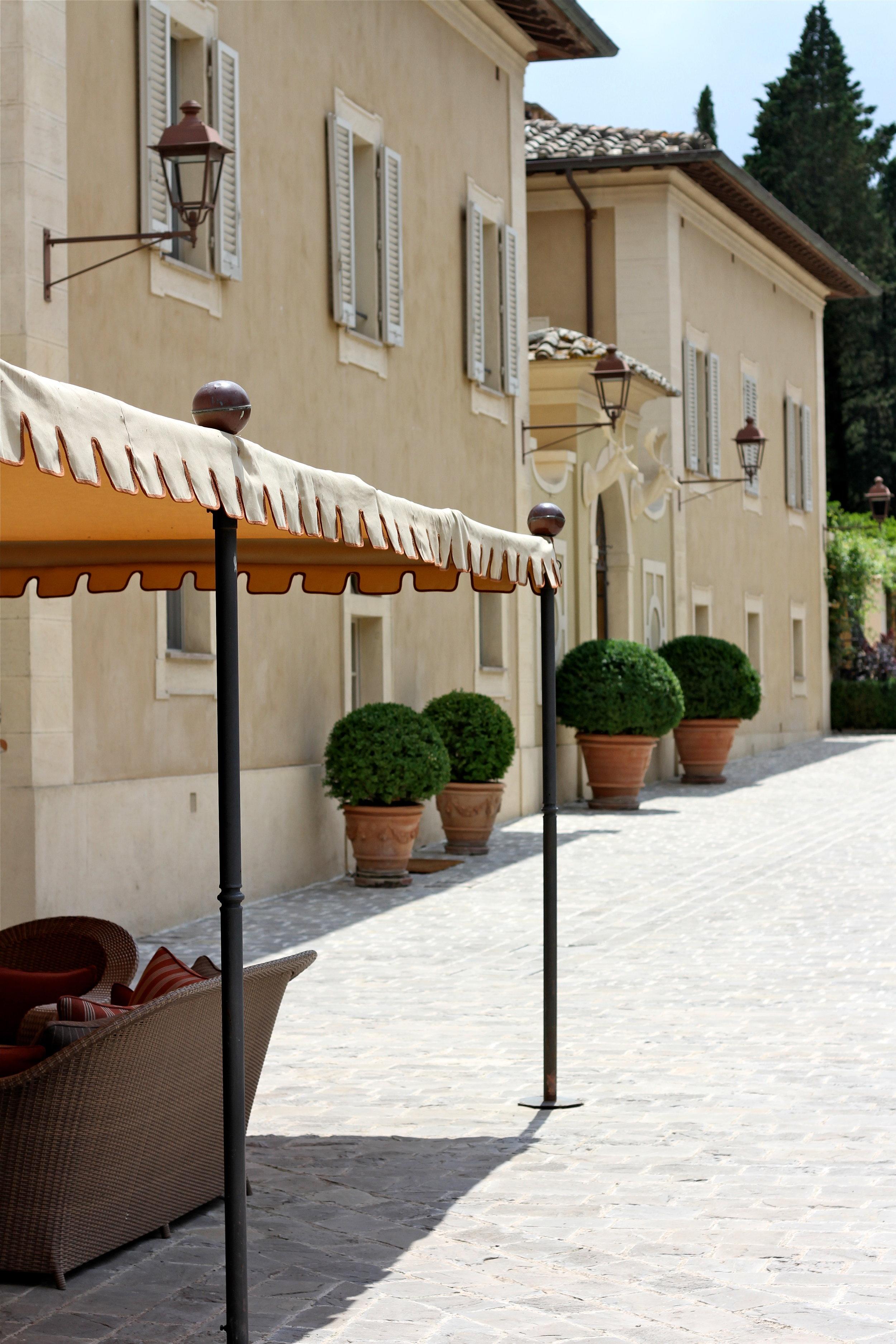 Roewood Castiglion del Bosco, Montalcino, Tuscany, Italy.
