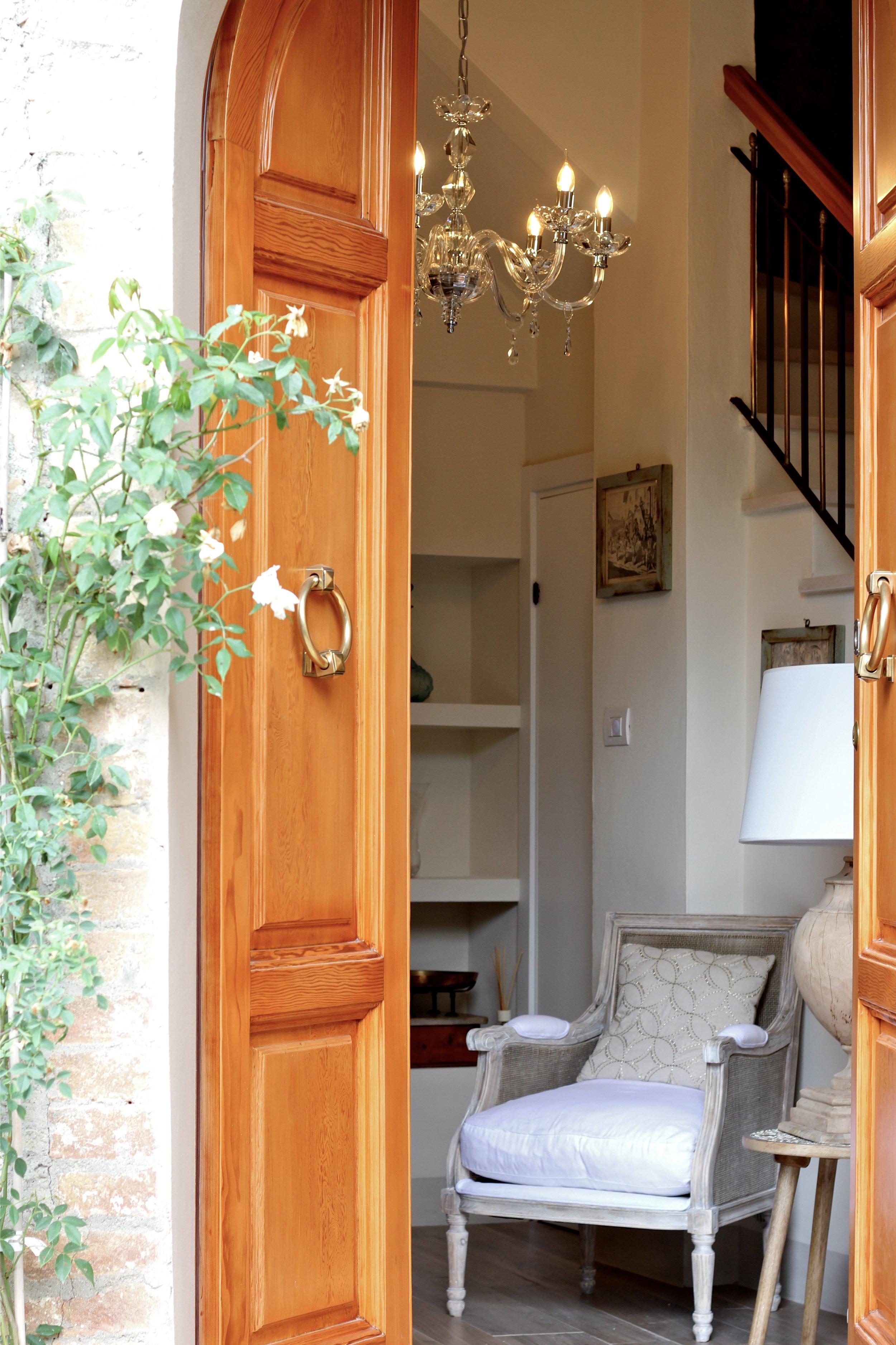 Il Borghetto Holiday Apartment, Montalcino, Tuscany, Italy.