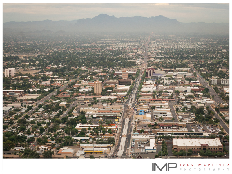 Aerial View Of Downtown Mesa And Riverview Park Arizona Commercial And Portrait Photographer Ivan Martinez Blog