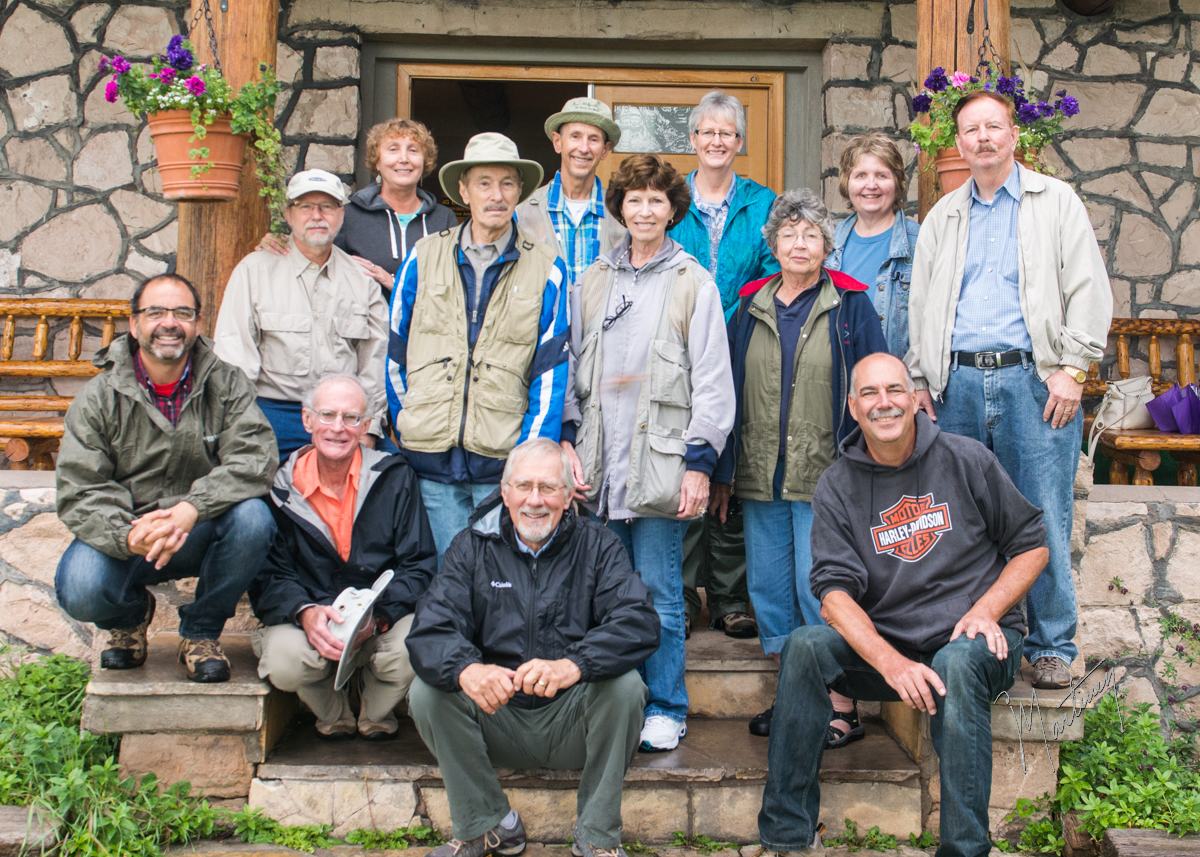 Hummingbirds Arizona Highways Workshop Participants and Instructors.