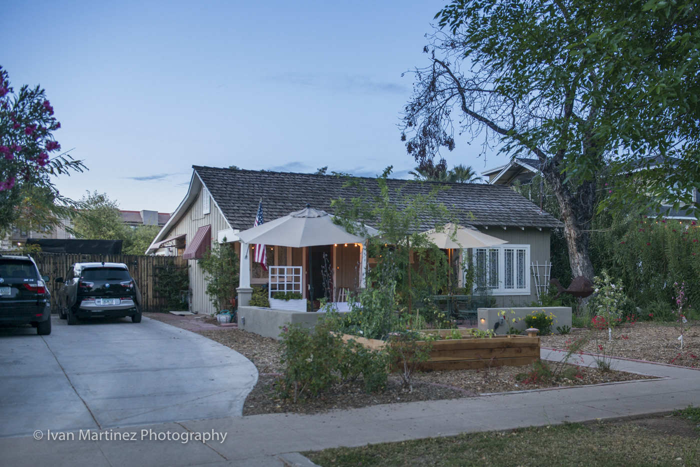 Second Street Historic District Home. Photo by Ivan Martinez Photography