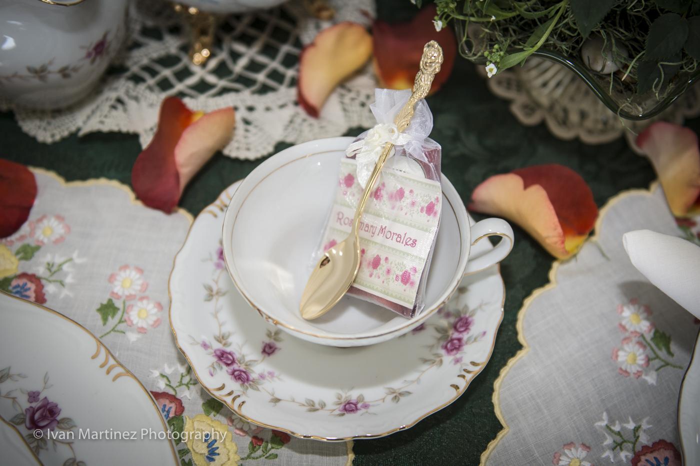 Mesa Community College Rose Garden Tea Event