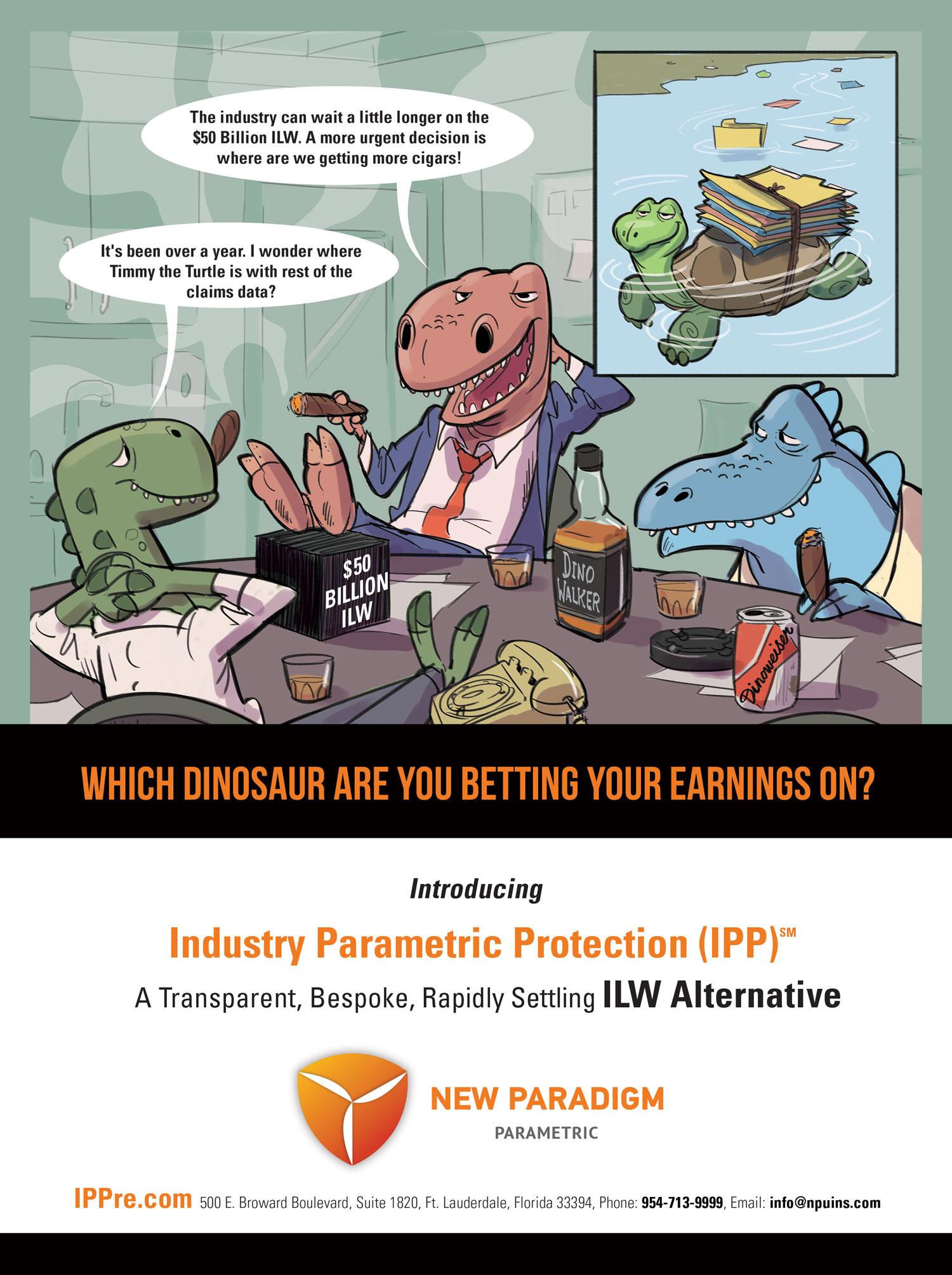 PM Hurricane Insurance Comic
