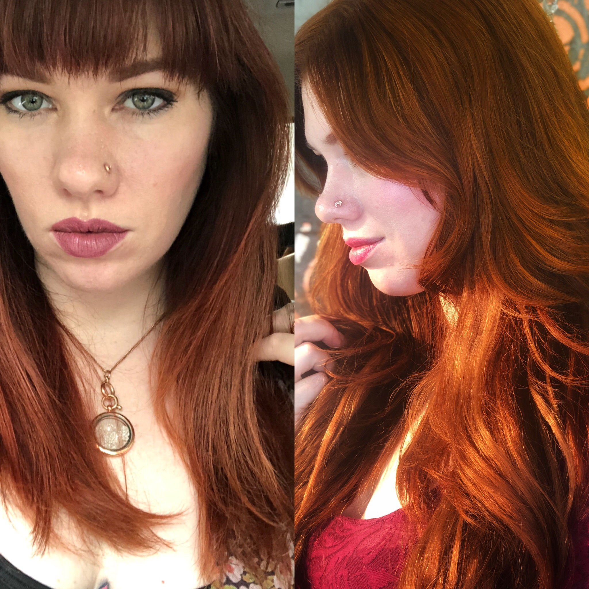 From my skinny hair to luscious volume with NBR