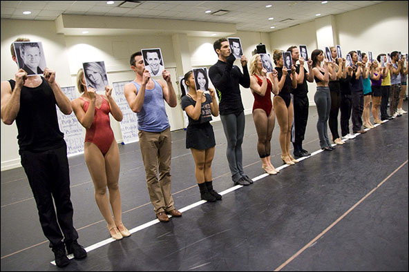 A Chorus Line , Paper Mill Playhouse