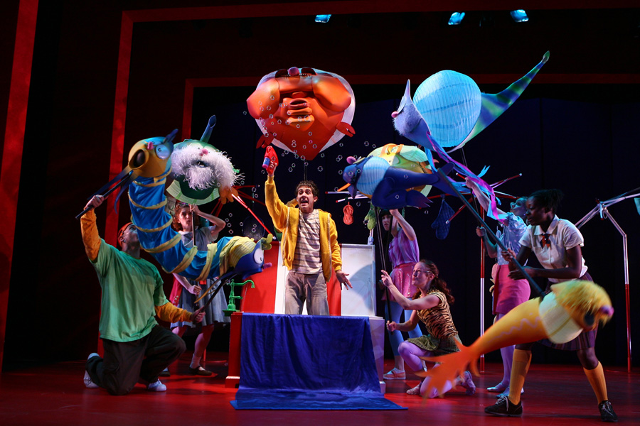 Seussical , Off-Broadway photo: Joan Marcus