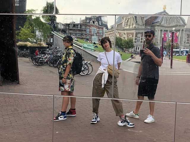 Family Portrait #amsterdam