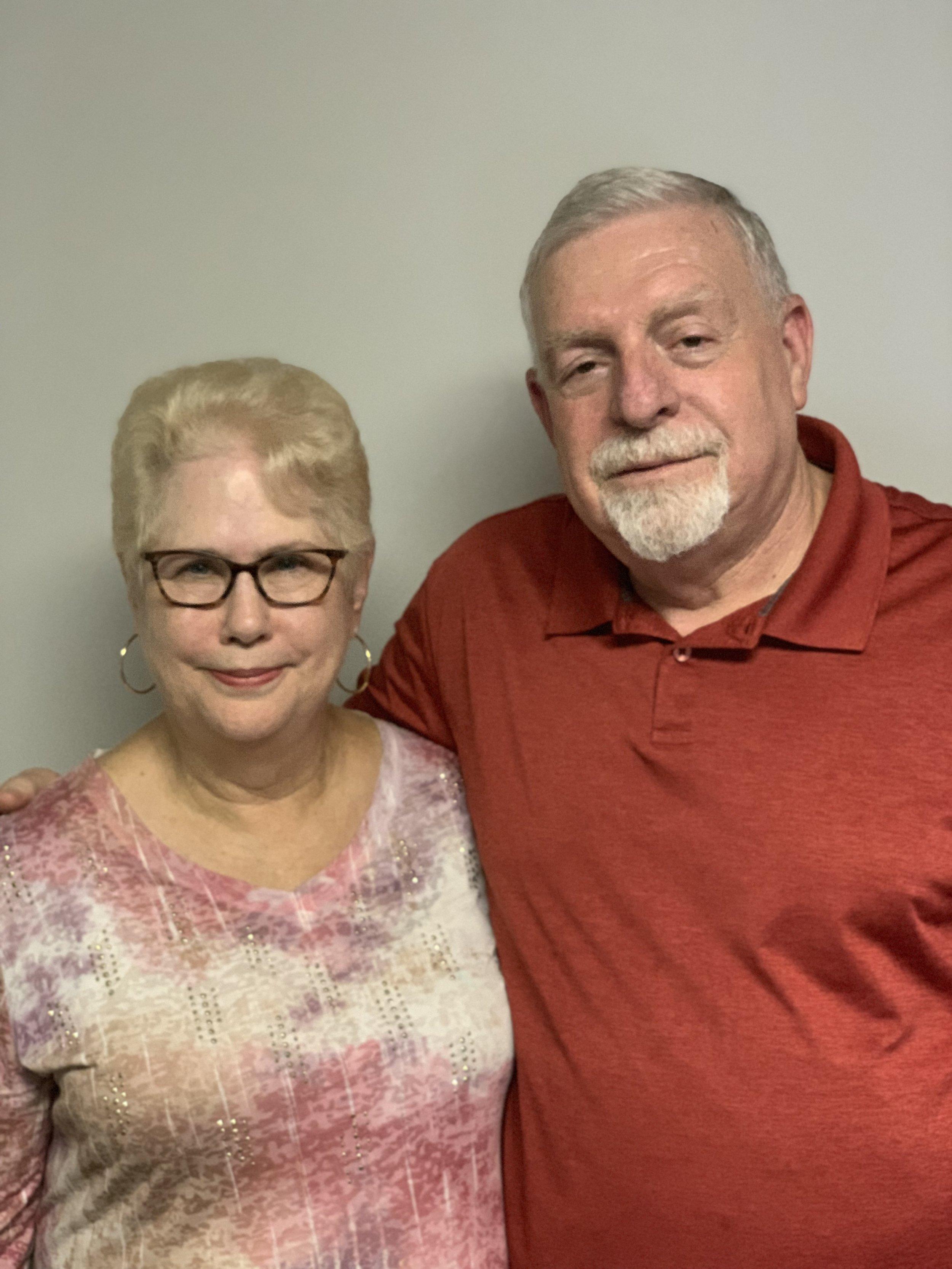 Elders: Sherry & James Alexander