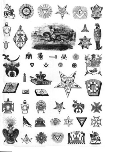 23. Chapter 31 - Mason Symbol Chart