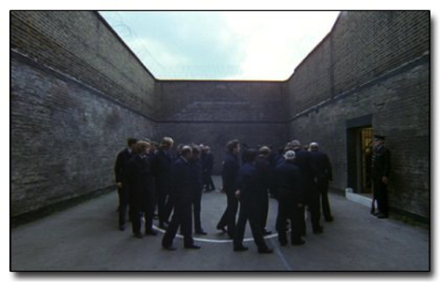 30. Chapter 31 - Clockwork Prison Yard