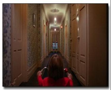 33. Chapter 31 - Shining Hallway