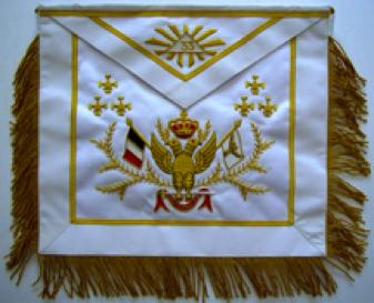 42. Chapter 32 - Masonic Apron