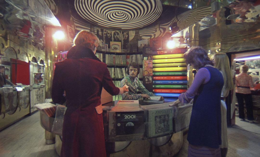 57. Chapter 37 - Clockwork Record Shop