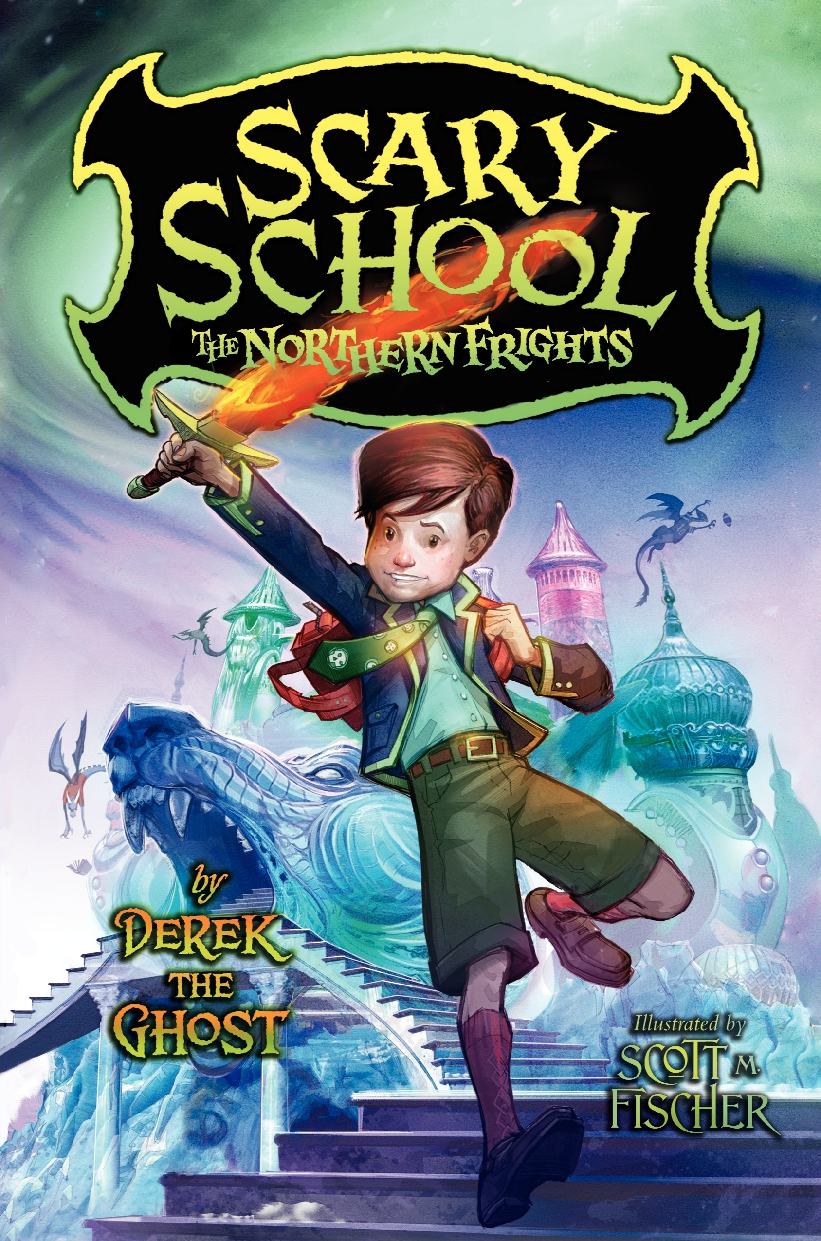 Scary School #3:The Northern Frights - Purchase on AmazonPurchase at Barnes and Noble