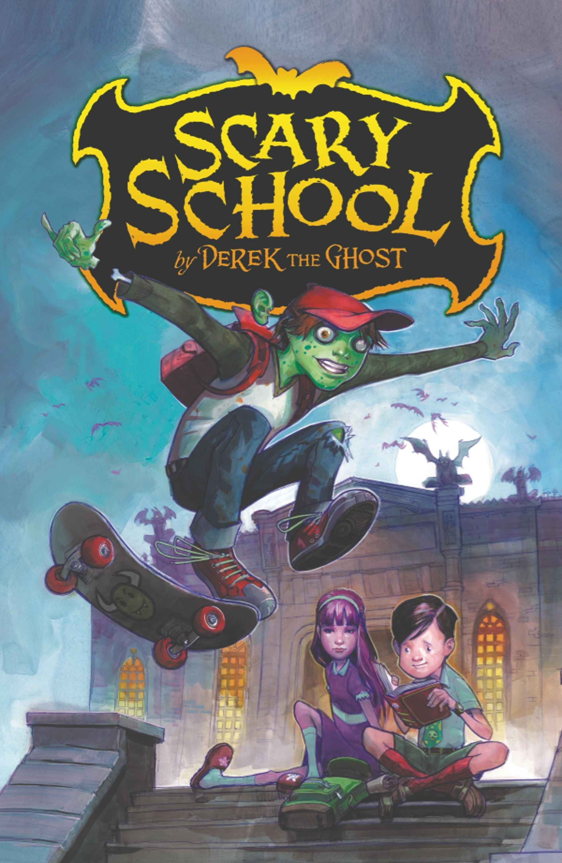 Scary School #1 - Purchase on AmazonPurchase at Barnes and Noble