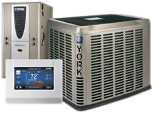 York Air Conditioning Sytem