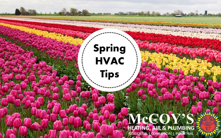 Spring HVAC Tips