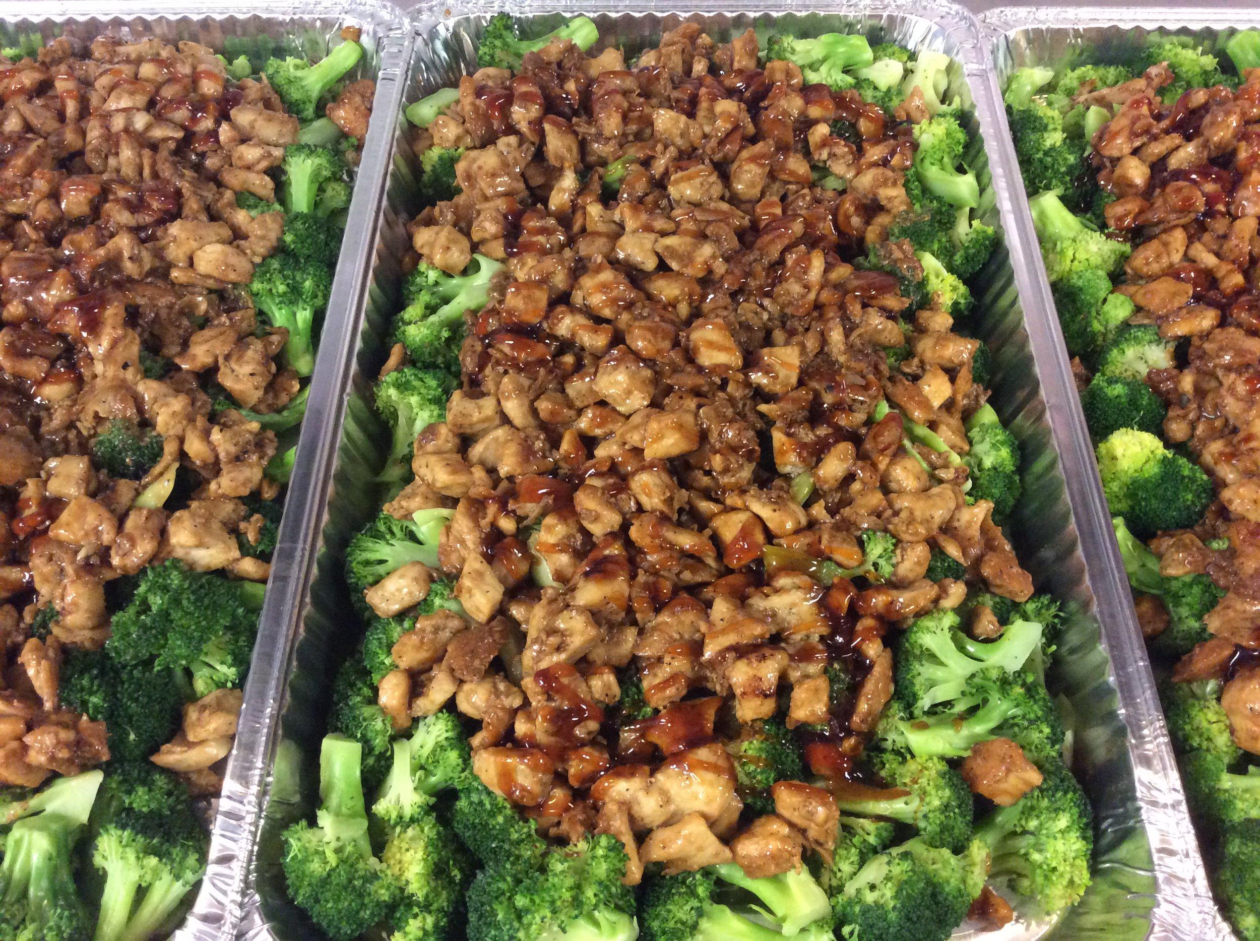 Grilled Teriyaki Chicken Breast