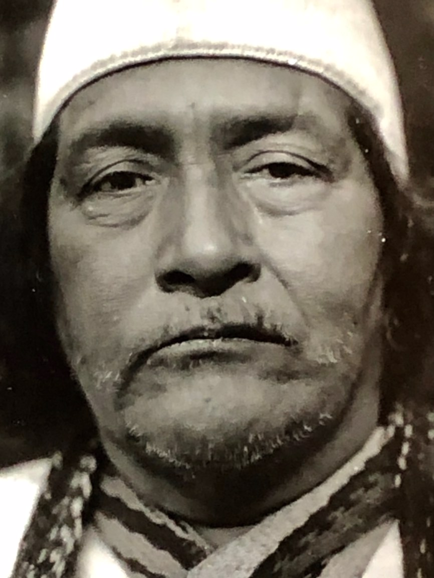 Mamo Artilio Aruhuaco (Photography by Carl Hyatt)