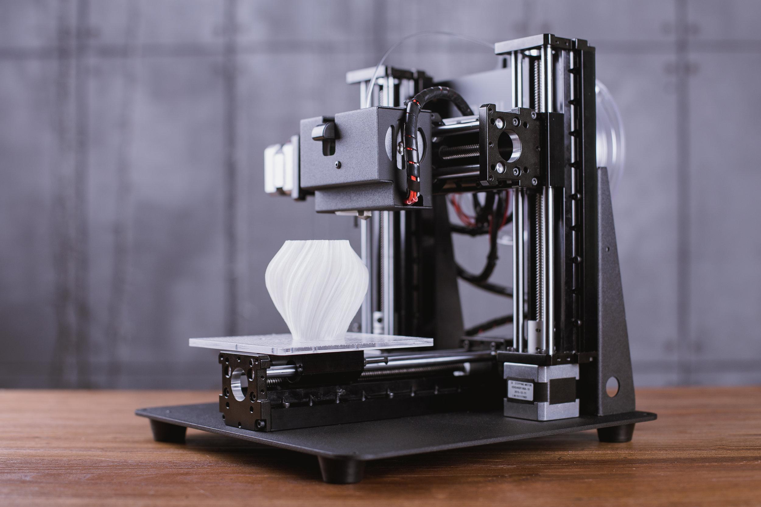 Trinus 3D Printer - Funded $1.6mioKICKSTARTER LINK