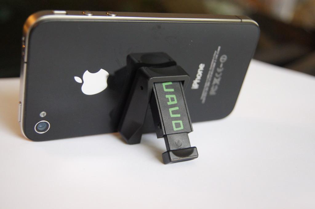 Vavo iPhone holder - Funded $20kKICKSTARTER LINK
