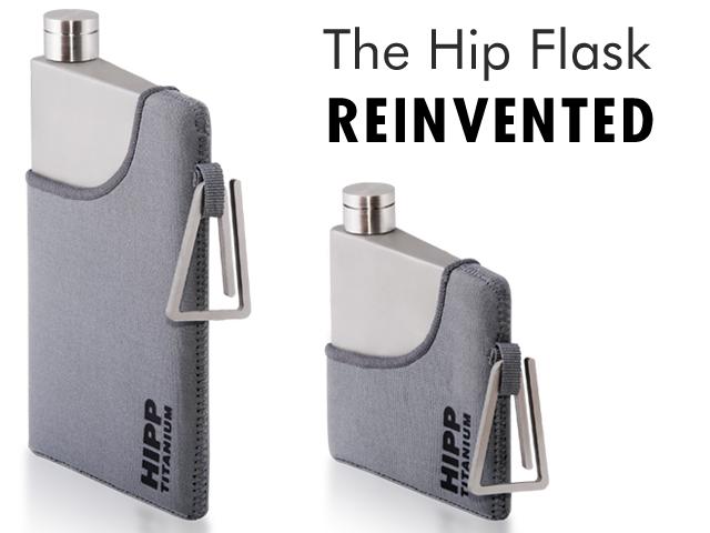 HIPP Flask - Funded £16kKICKSTARTER LINK