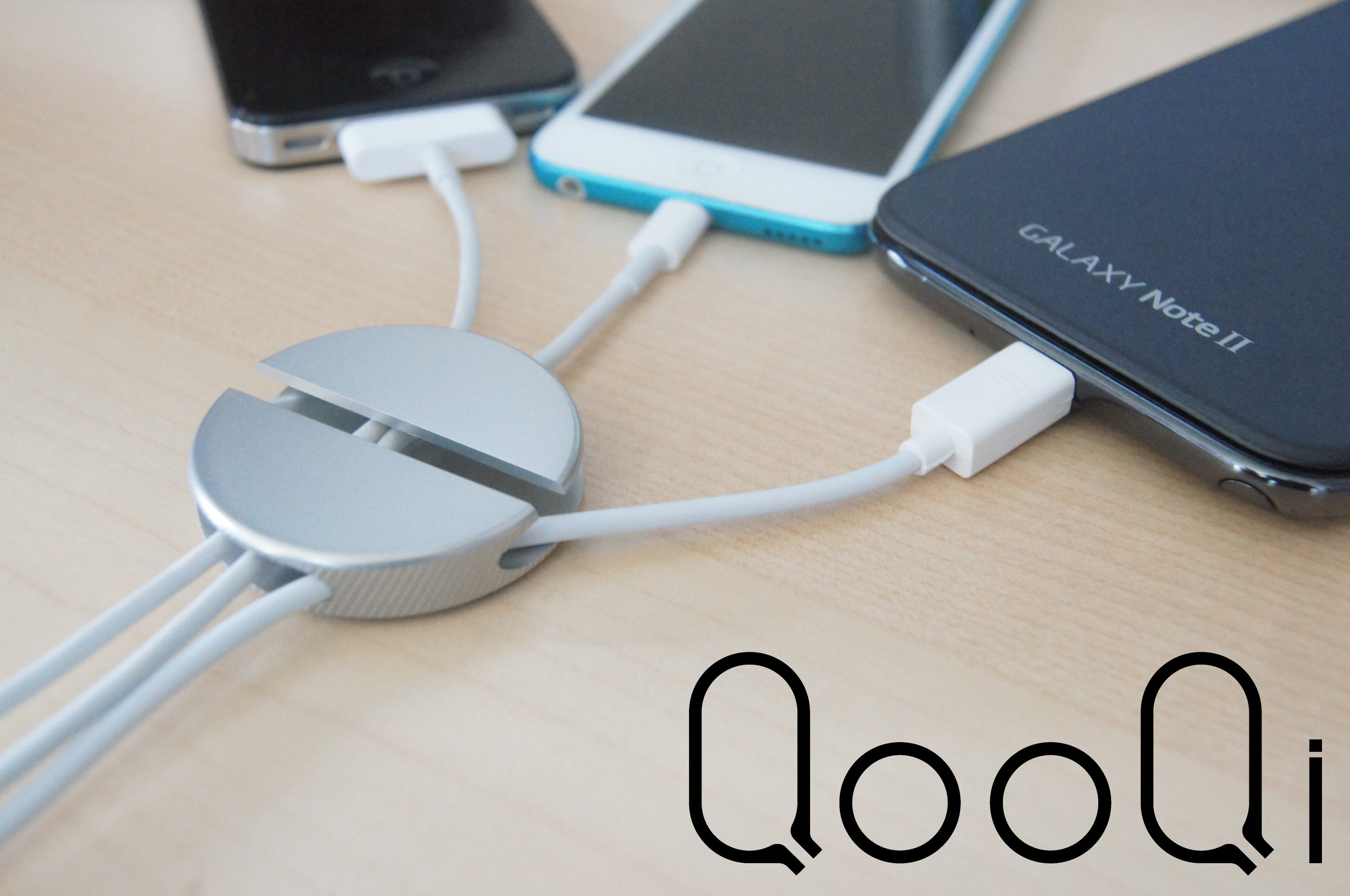 QooQi cable organizer - Funded $30kKICKSTARTER LINK