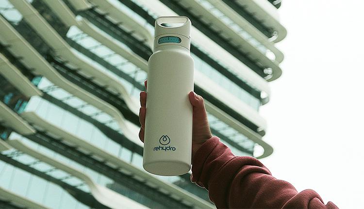 Rehydro bottle -