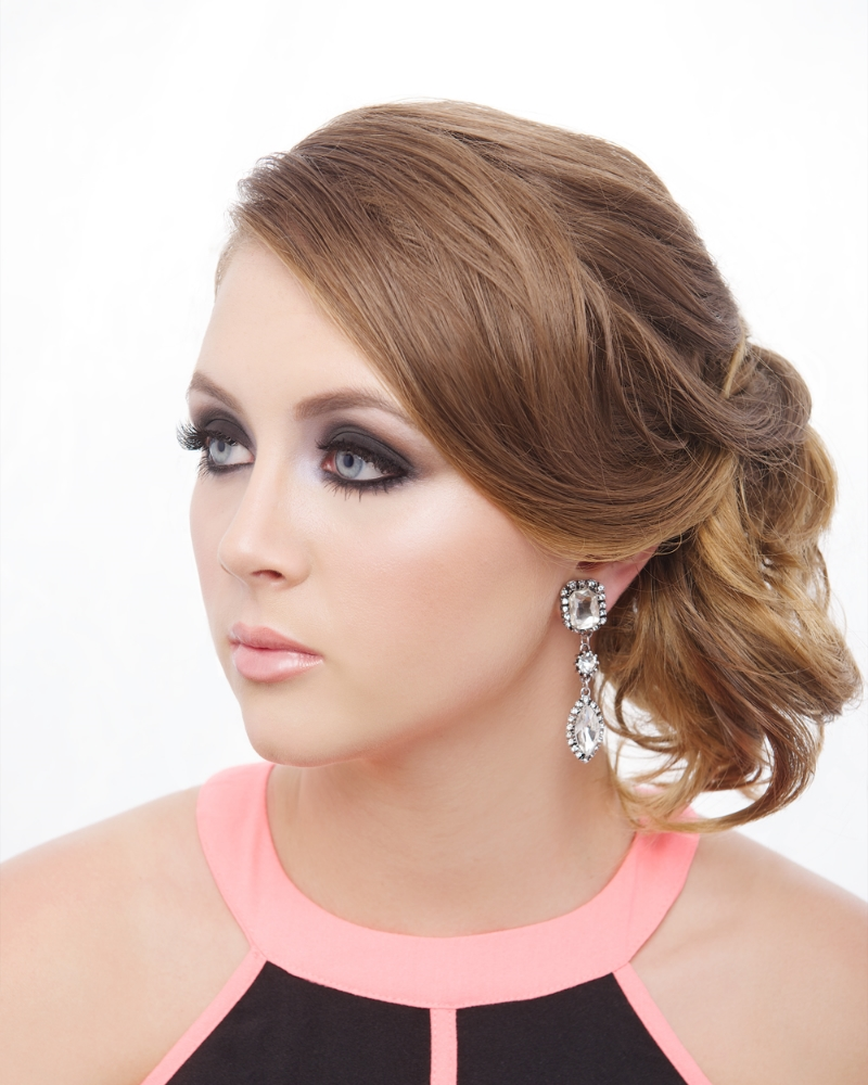 Ted Grambeau Photography Hair & Make-up: Cassie Beauty Spot Model: Madison
