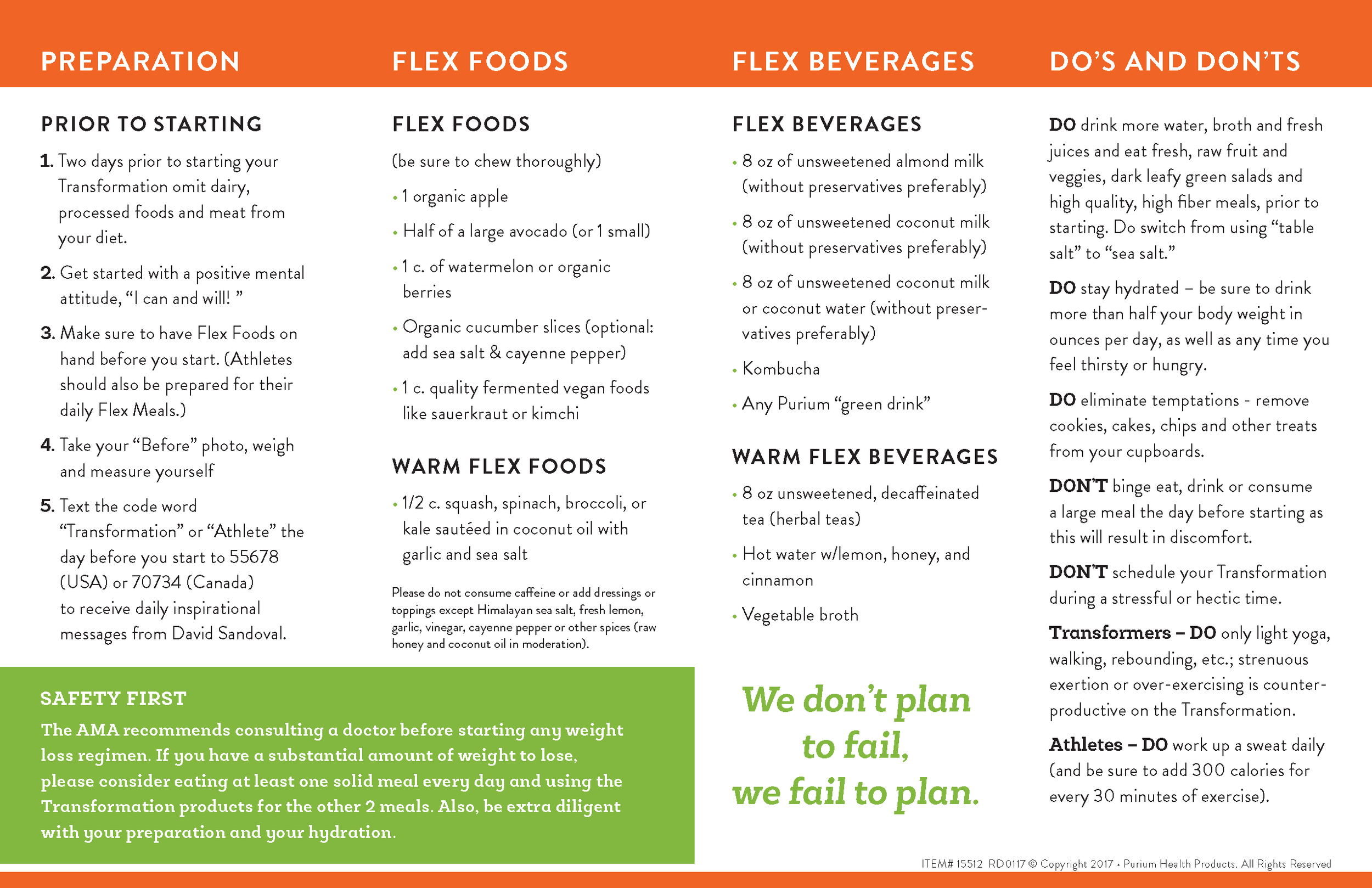 (There's a bigger list of Flex Foods you can eat, don't worry! Hit me up if you want that complete list)