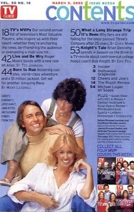 TV GUIDE • MARCH 2002