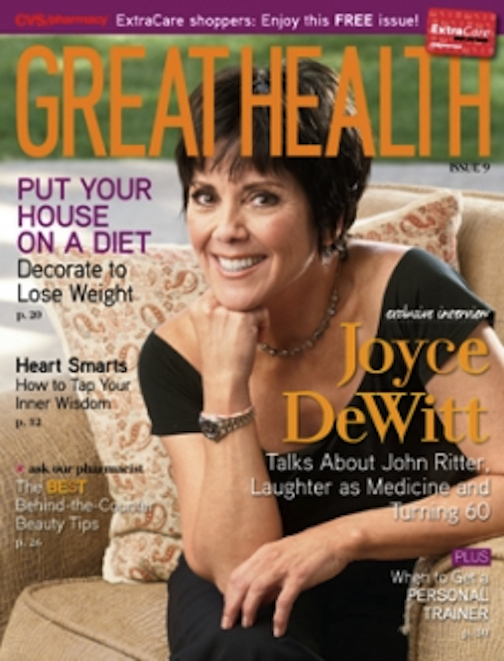 GREAT HEALTH • APRIL 2009