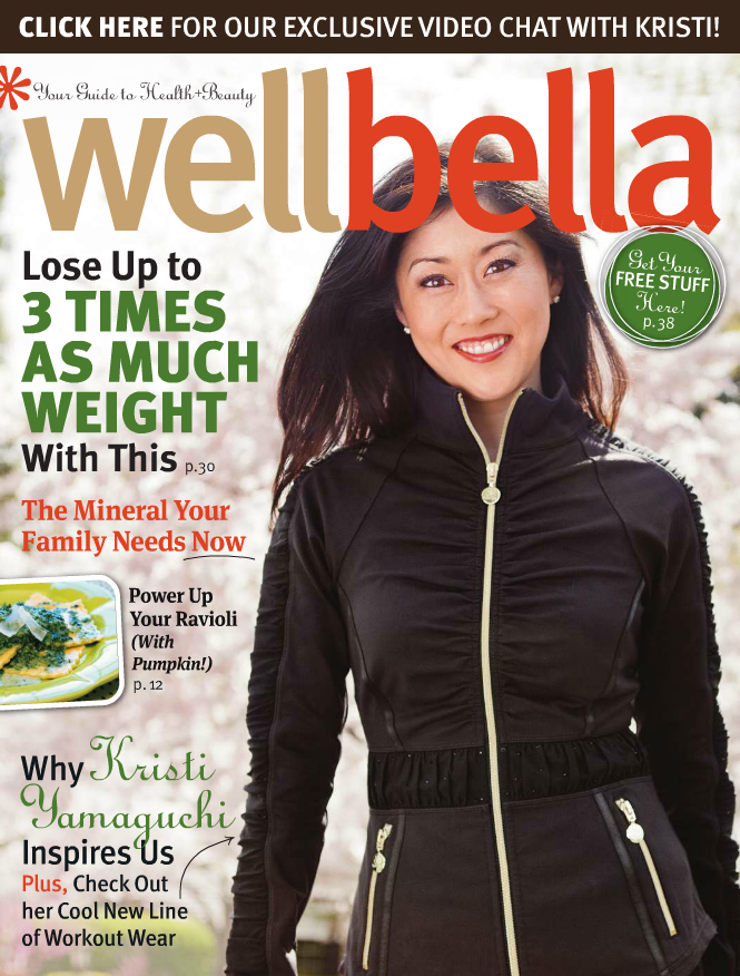 WELLBELLA • NOV. 2012