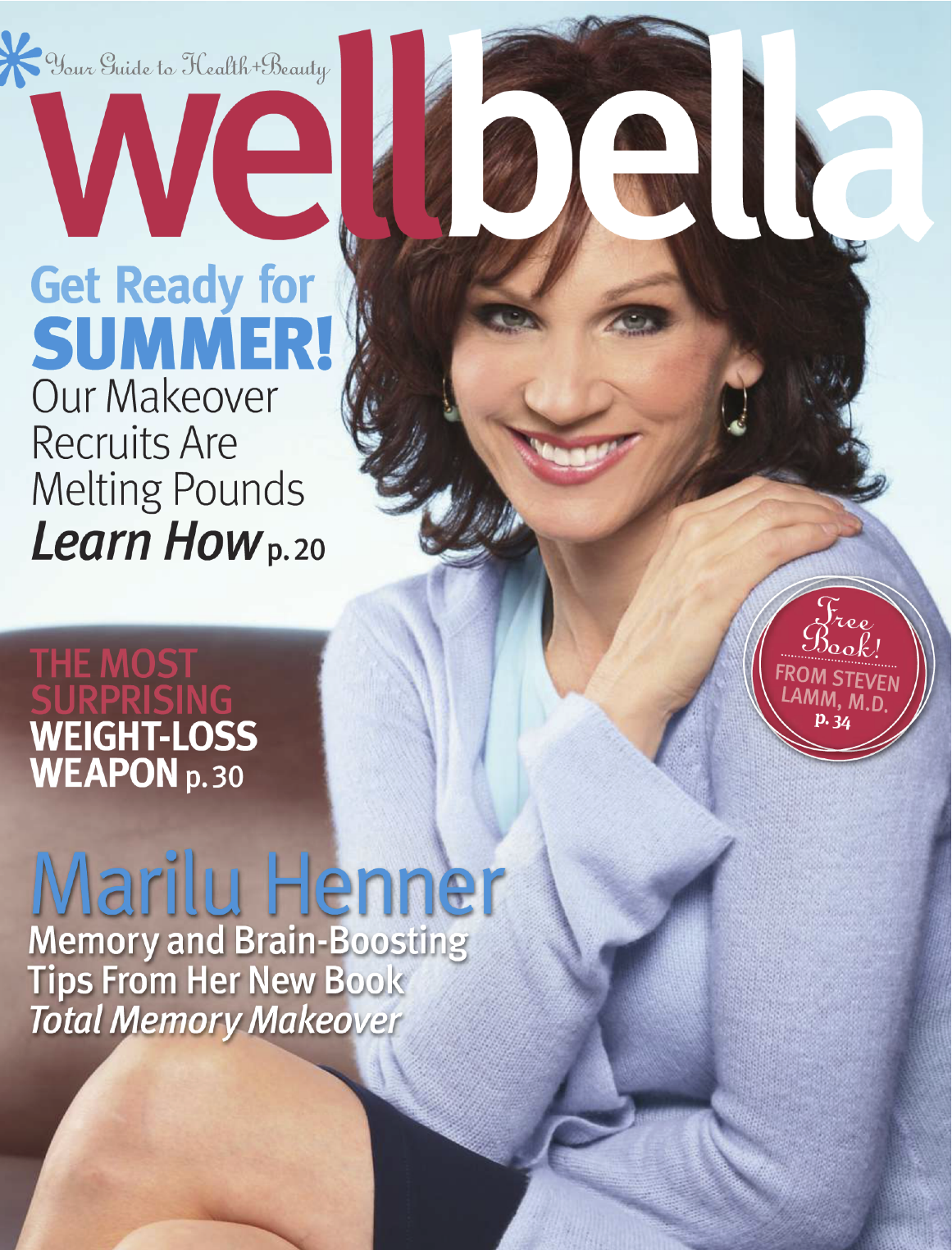 WELLBELLA • APRIL 2012
