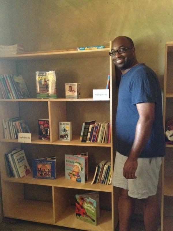 kwame bookshelf 2013.jpg