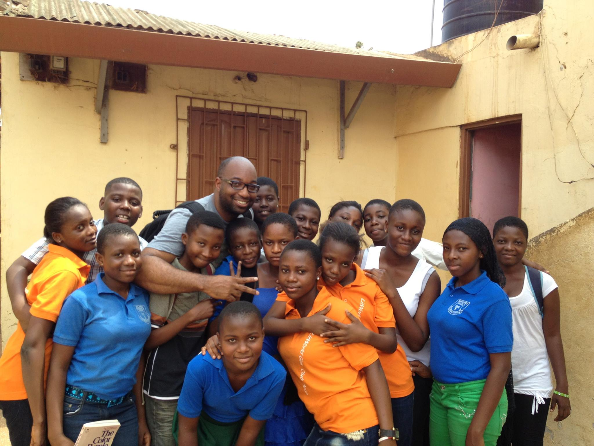 kwame LEAP ghana students.jpg