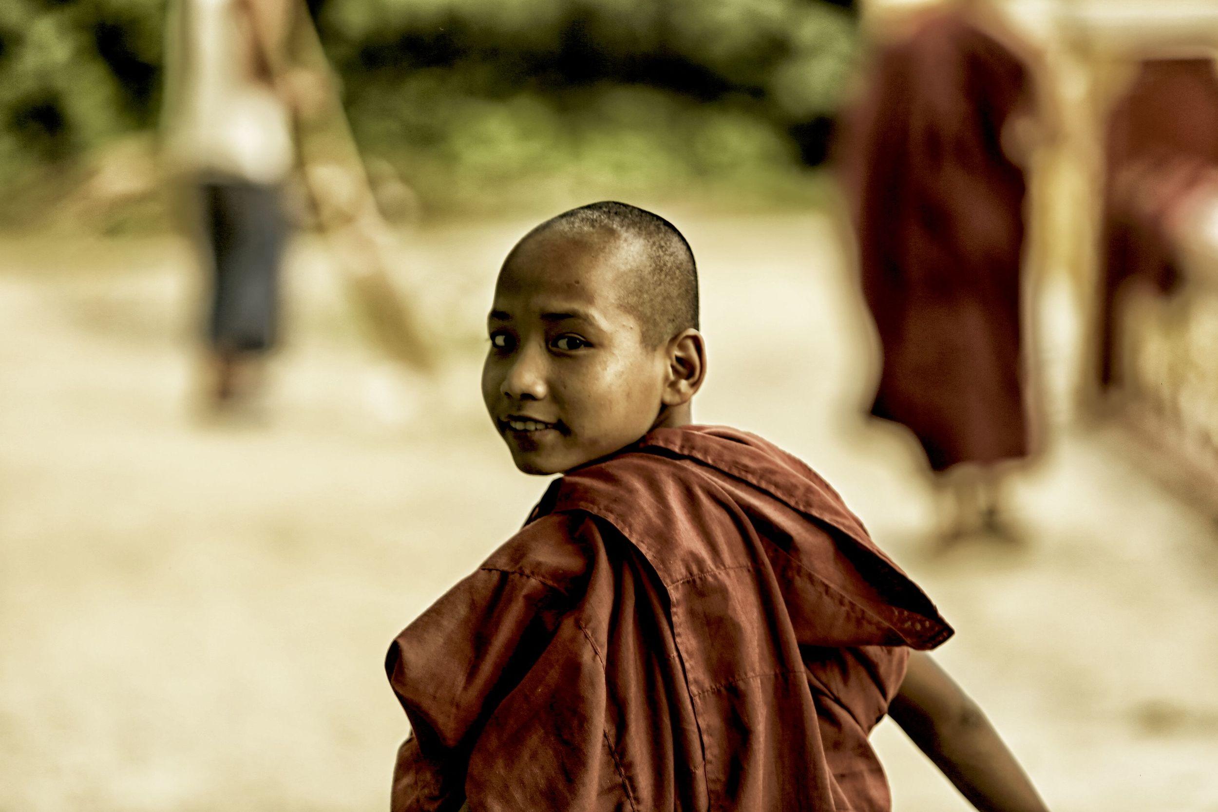 Monk in Alley 2.JPG