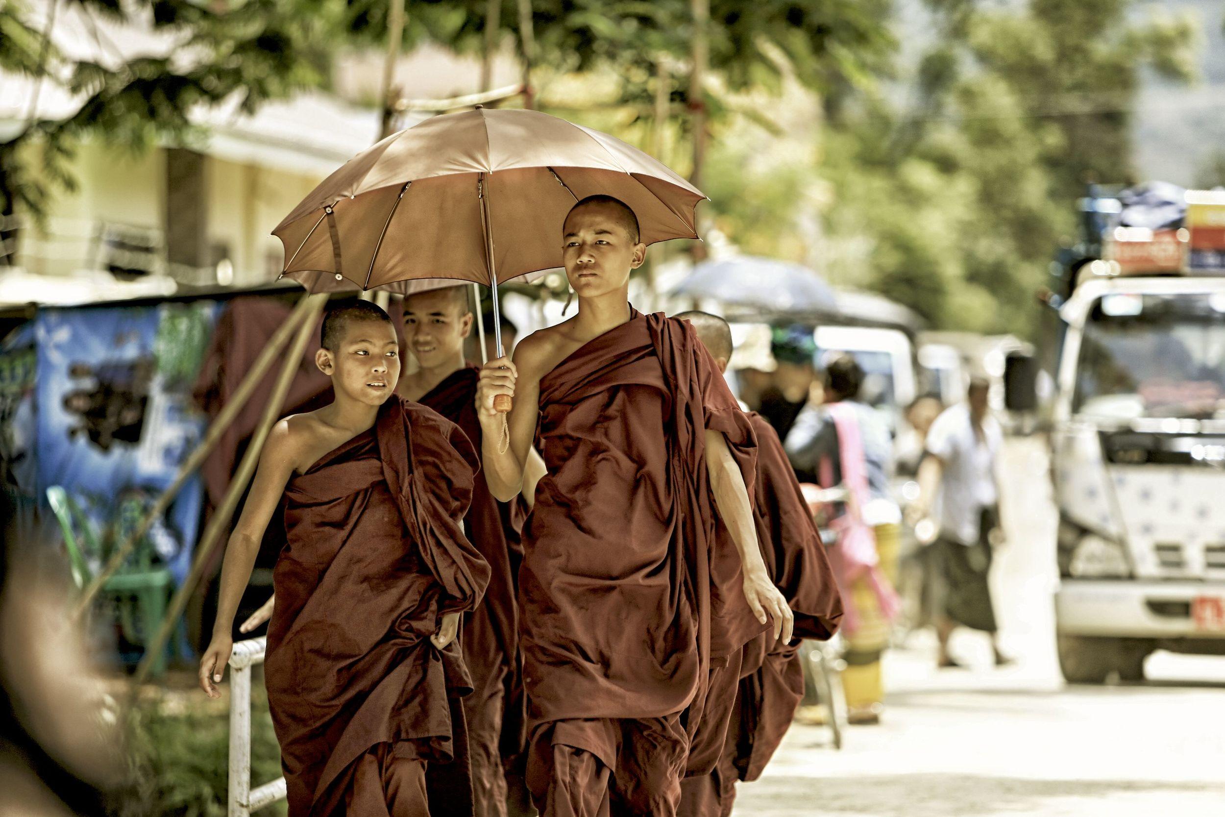 Monks at Market 2.JPG