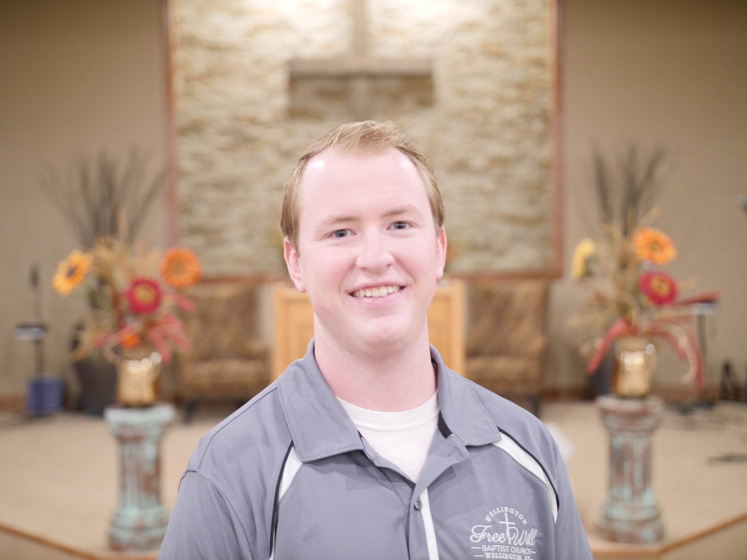 PASTOR DYLAN RAY -